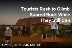 This Is the Last Day Tourists Will Be Allowed to Climb Uluru