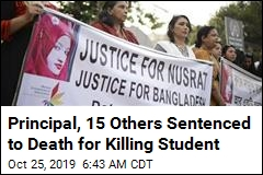 16 Sentenced to Death for Setting Student on Fire