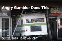 Angry Gambler Does This