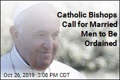 Catholic Bishops Call for Married Men to Be Ordained