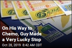 On His Way to Chemo, Guy Made a Very Lucky Stop