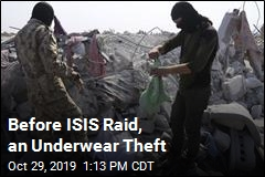 Before ISIS Raid, an Underwear Theft