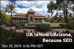 UA Is Now UArizona, Because SEO