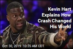 Kevin Hart Talks Crash in Video for Fans