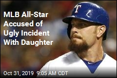 MLB All-Star Charged With Injuring Daughter