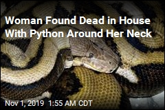 Woman Found Dead in House With 140 Snakes