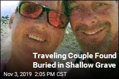 Traveling Couple Found Buried in Shallow Grave