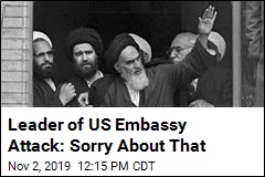 Leader of US Embassy Attack: Sorry About That