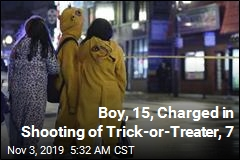 Boy, 15, Charged in Shooting of Trick-or-Treater, 7