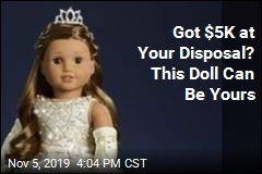 Happy Holidays: This American Girl Doll Costs $5K