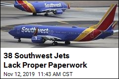 Southwest Must Speed Up Inspections on 38 Jets