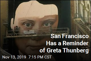 In San Francisco, Greta Thunberg Is Watching You