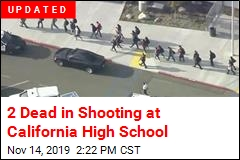 Suspect in California School Shooting Still at Large