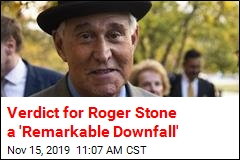 Roger Stone Guilty on All Counts