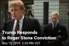 Stone's Conviction Means Trump Has a Decision to Make