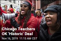 Chicago Teachers' Strike Comes to 'Historic' End