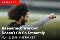 Kaepernick Workout Hits a Big Snag