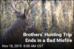 Deer Hunter Shoots His Brother by Mistake