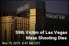 59th Victim of Las Vegas Mass Shooting Dies
