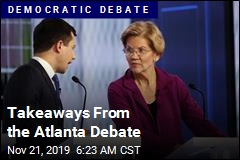 Takeaways From the Atlanta Debate