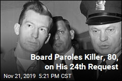 Board Paroles Killer, 80, on His 24th Request