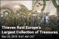 Thieves Raid Europe's Largest Collection of Treasures
