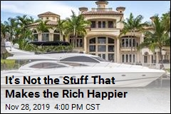 The Rich Are Just Like Us, Only More Active: Study