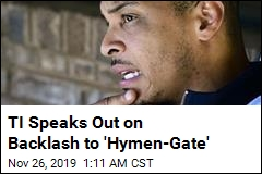 T.I Speaks Out on Backlash to 'Hymen-Gate'