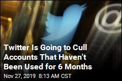 Twitter Plans Massive Cull of Inactive Accounts