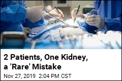 Patients Had the Same Name. The Wrong One Got the Kidney