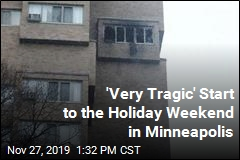 'Very Tragic' Start to the Holiday Weekend in Minneapolis