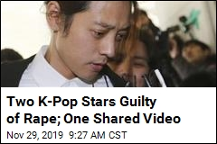 2 K-Pop Stars Imprisoned for Rape