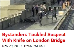 Multiple People Stabbed Near London Bridge