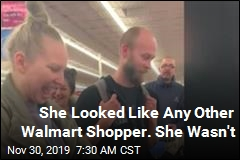 Sia Shows Up at Walmart, Pays for Others' Stuff