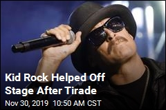 Kid Rock Has Choice Words for Women on TV