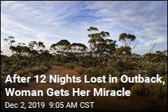 Woman Rescued After 12 Nights Lost in Outback