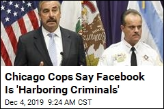 Chicago Cops Blame Facebook for Illegal Gun, Drug Sales