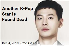 K-Pop Star's Death Is 3rd in 2 Months
