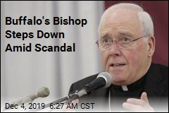 Scandal-Plagued Buffalo Bishop Resigns