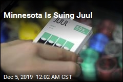 Minnesota Sues Juul Over Youth Vaping Rise