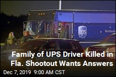 Brother of Killed UPS Driver: He Was Covering for Another Driver