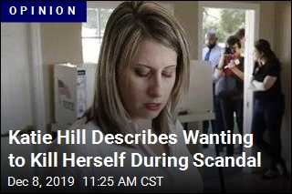 Katie Hill Describes Wanting to Kill Herself During Scandal