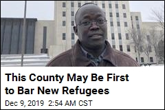 North Dakota County to Vote on Barring New Refugees