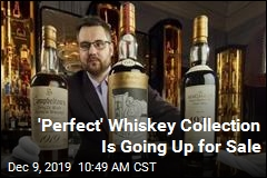 'Perfect Collection' of Whiskey Could Fetch Up to $10.5M