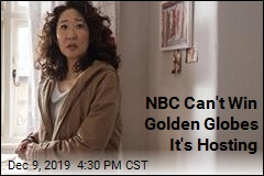 NBC Can't Win Golden Globes It's Hosting