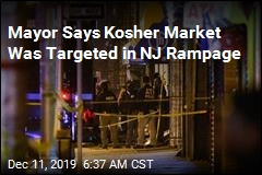 Mayor Says Kosher Market Was Targeted in NJ Rampage