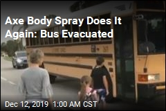 School Bus Evacuated Over 'Body Spray'
