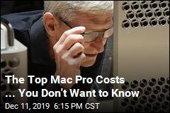 Price Tag for the Top Mac Pro? Forget About It