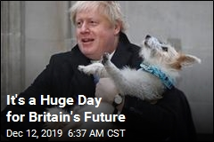 It's a Huge Day for Britain's Future