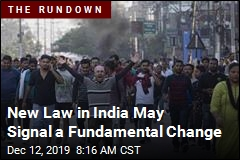 New Law in India May Signal a Fundamental Change